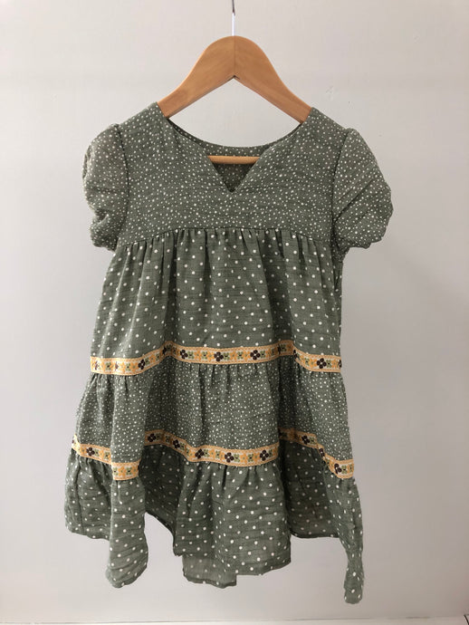 Nellie Dress - Polly