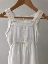 Load image into Gallery viewer, Beatrice Dress - White Embroidered