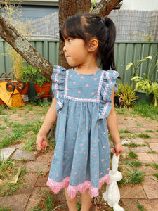 Dhalia Dress- Sweetheart