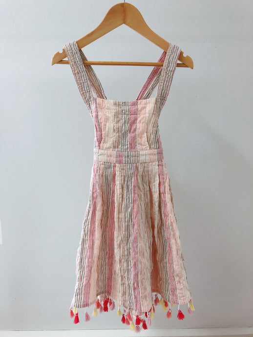 Kaleia Dress - Candy Stripes