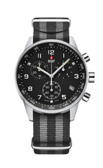 Pilot Sport 41 mm, Black/BGN