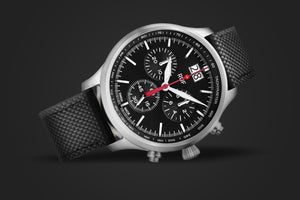 Pilot Sport 48mm in Black