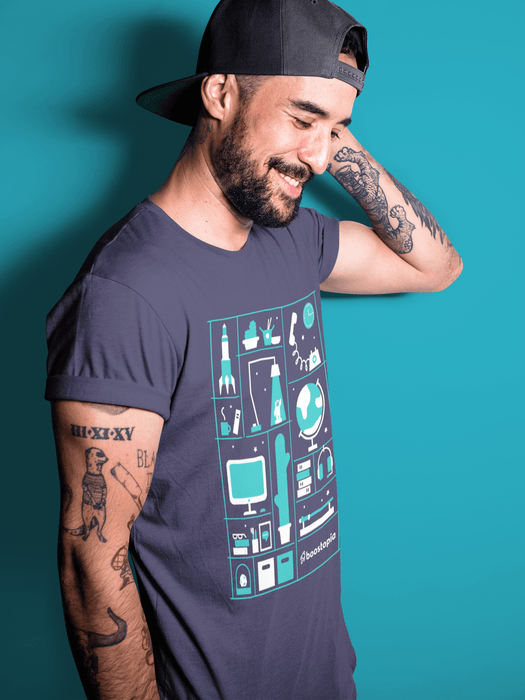 A Day in the Life T-Shirt Shirts Boostopia