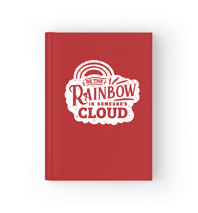 Be The Rainbow Journal Journal Boostopia