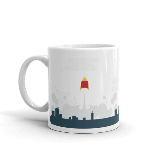 Just Over the Horizon Mug Mugs Boostopia