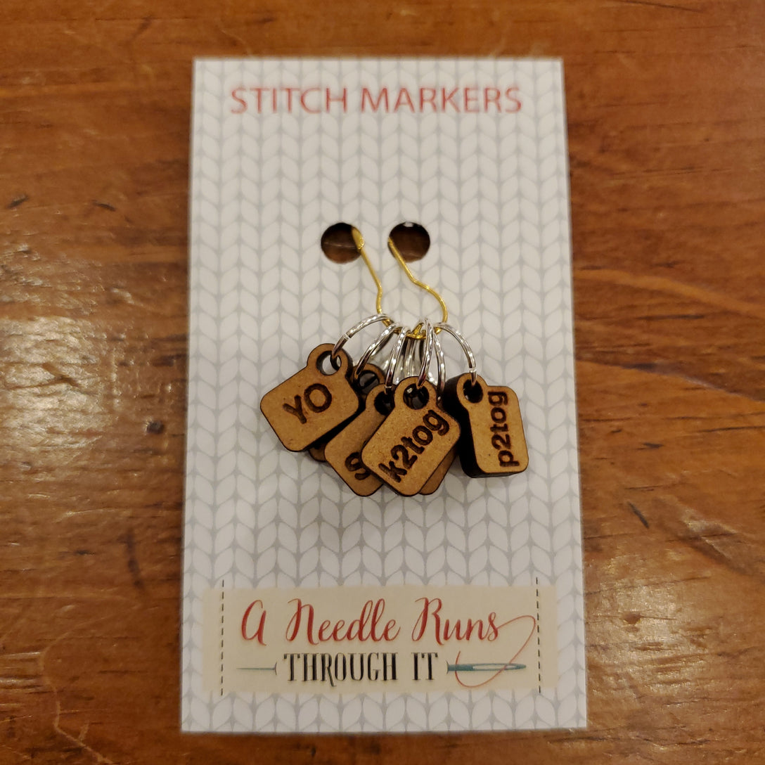 Stitch Markers - Helpful Markers 1