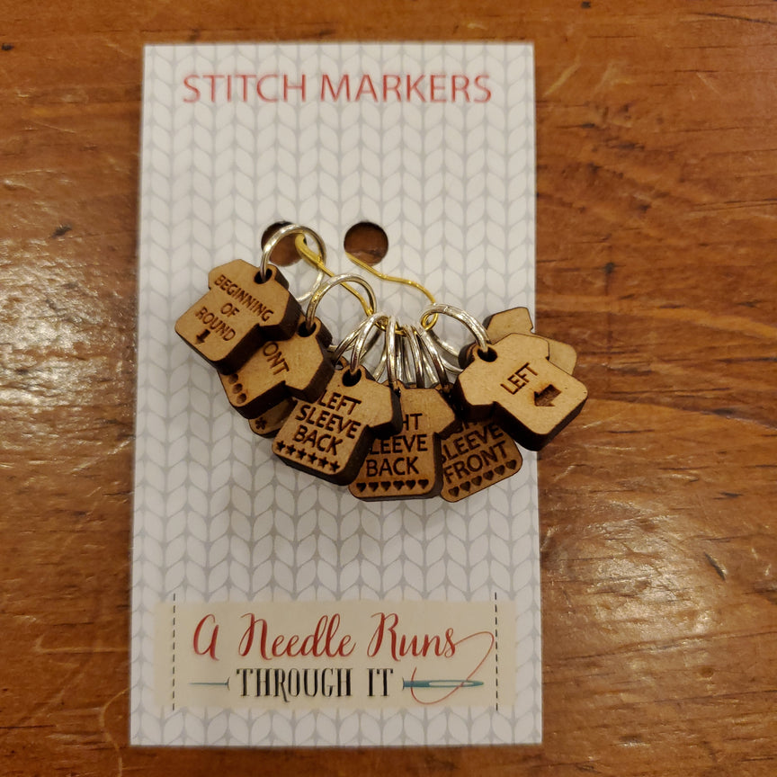 Stitch Markers - Sweater Set 2