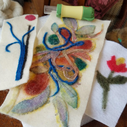 Creative Needle Felting