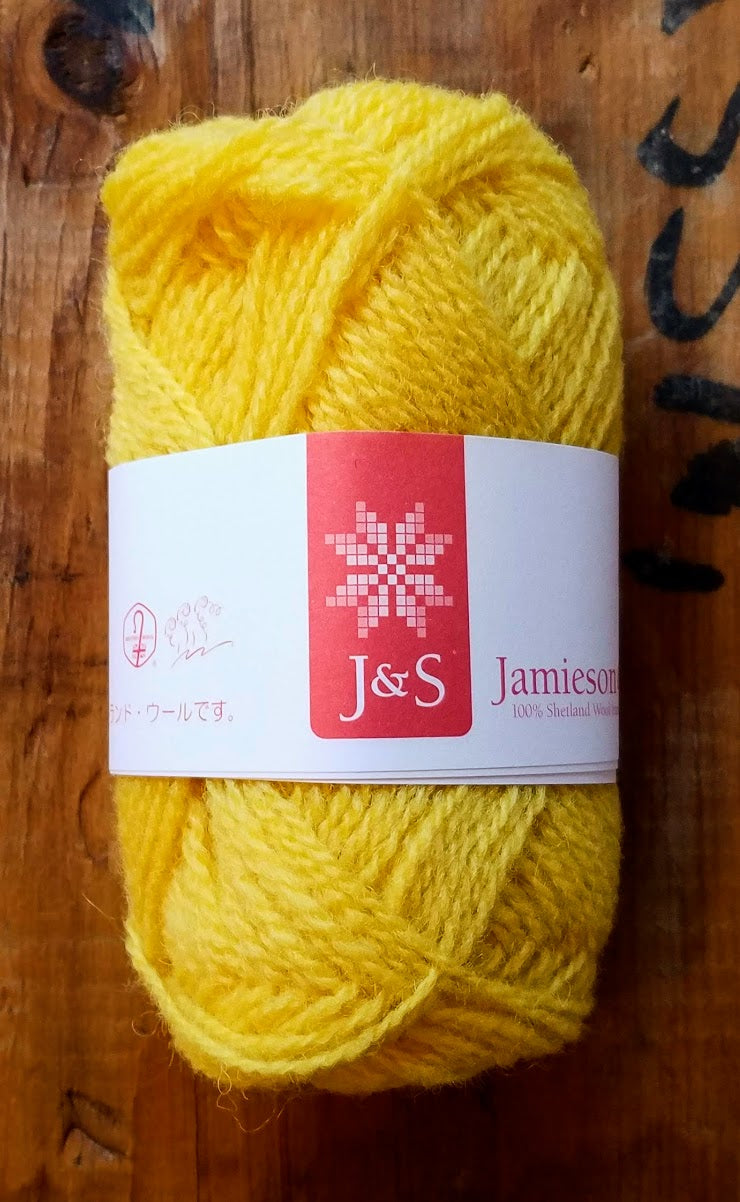 Jamieson & Smith - 2ply Jumper Weight