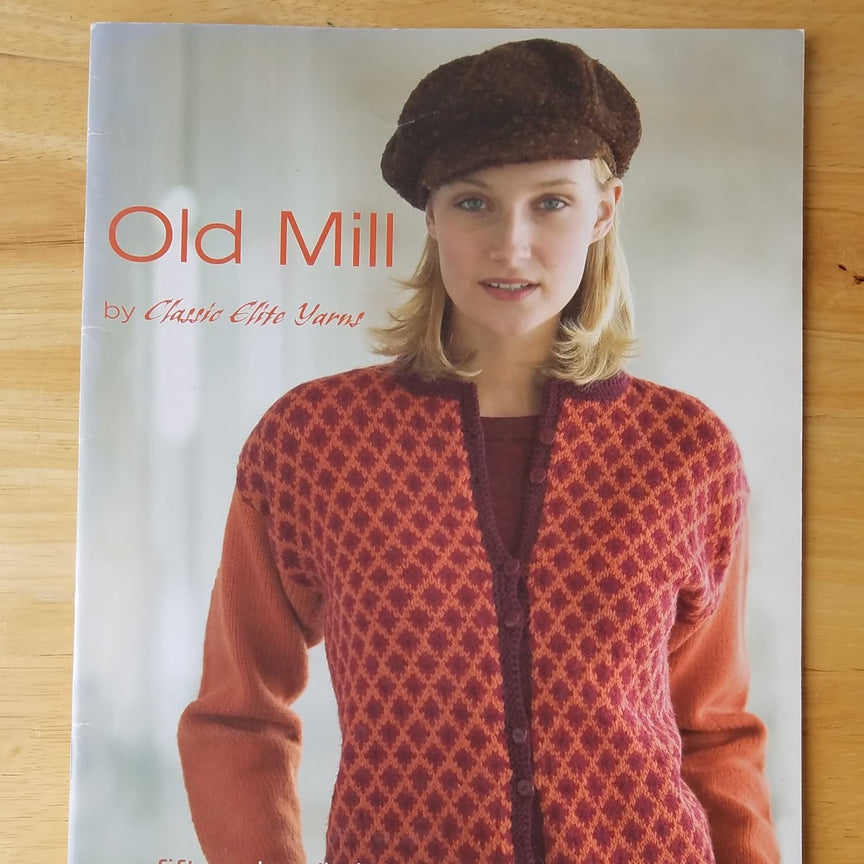 Old New Stock - Pattern Books - Classic Elite Yarns
