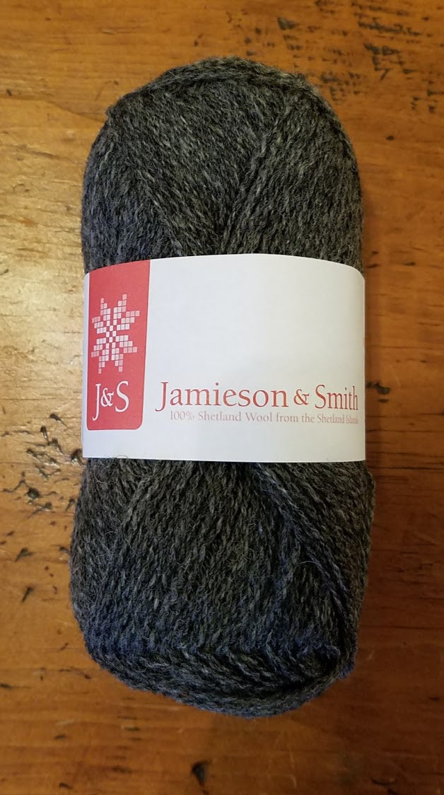 Jamieson & Smith - 2 Ply Lace