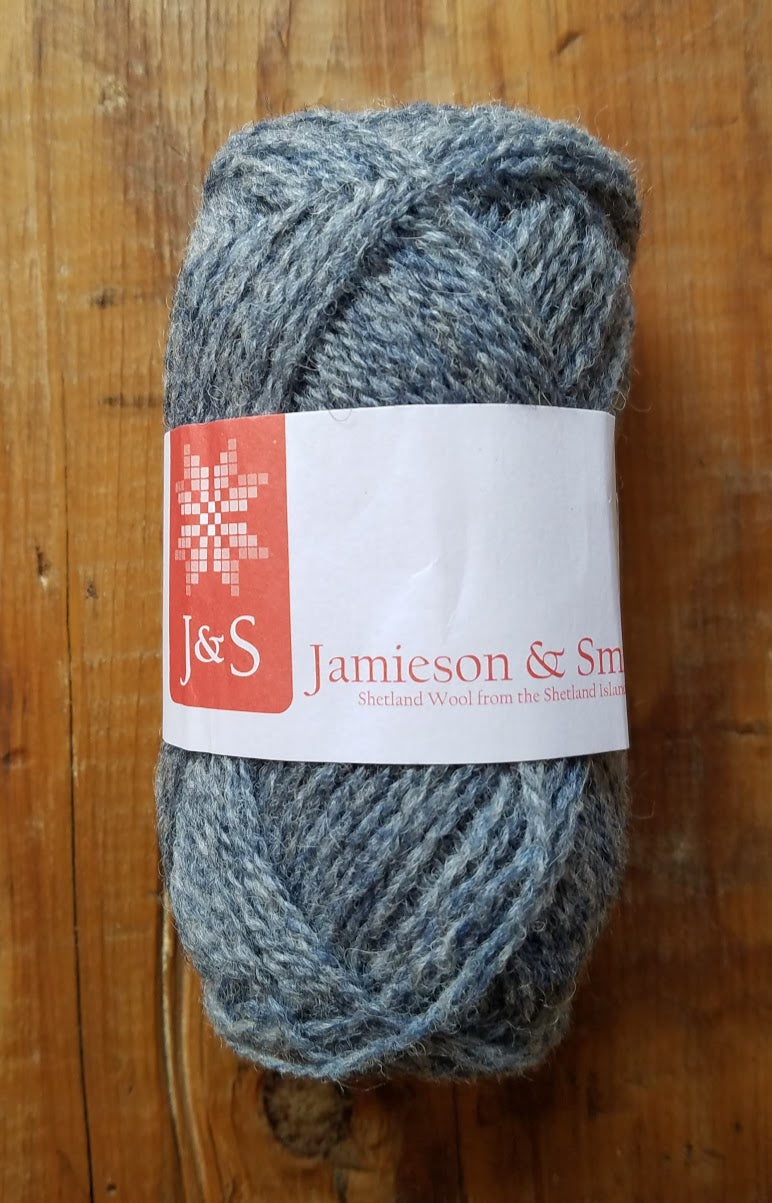 Jamieson and Smith - 2ply Jumper Weight