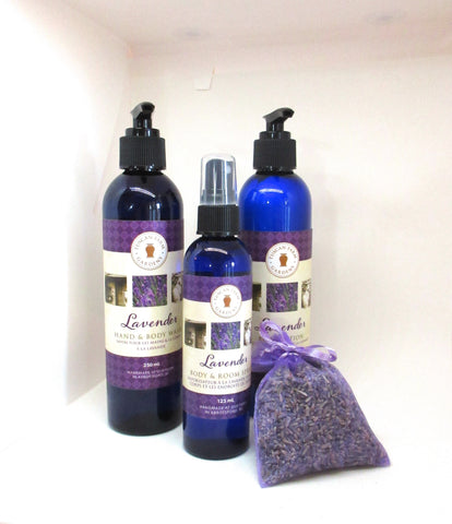 Lavender Daily Spa Gift Set (#3)