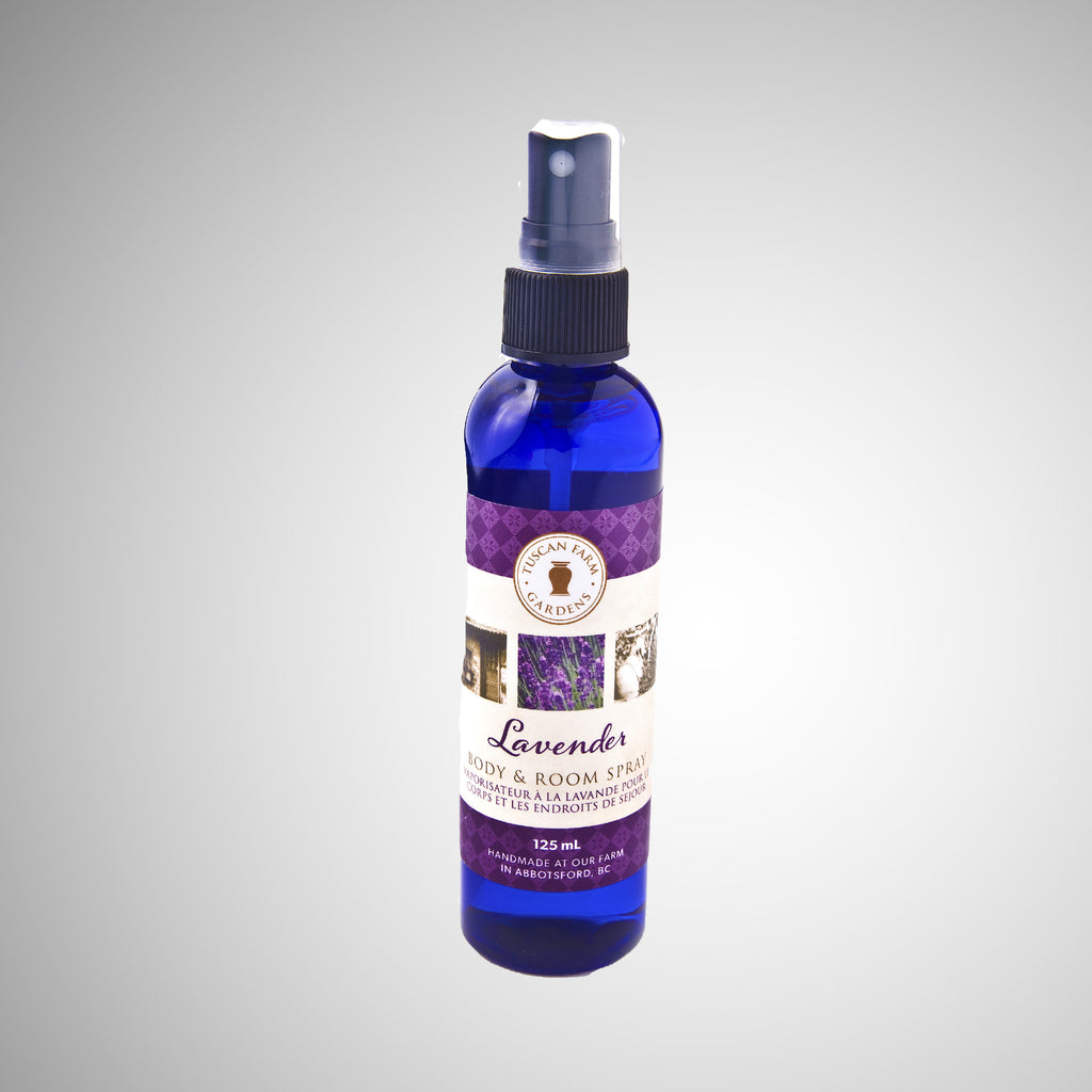 lavender body & environment spray image