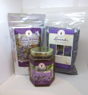 Gourmet Lavender Lovers Gift Set