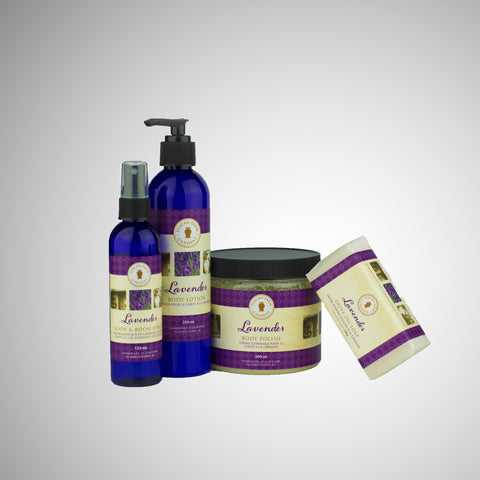 Lavender Luxury Gift Set (#4)
