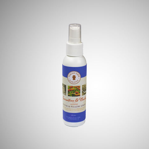 Sensitive & Baby Room and Pillow Spray