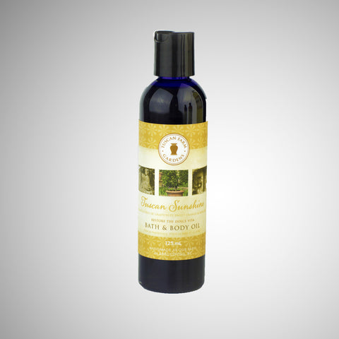Tuscan Sunshine Bath & Body Oil