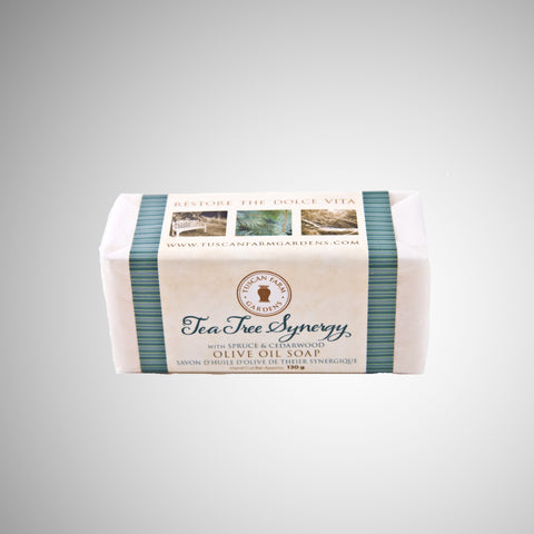Tea Tree Synergy Olive Oil Soap