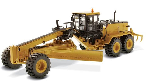 MOTONIVELADORA CAT 24M, ESCALA 1:50