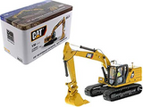 EXCAVADORA CAT 320, NEXT GENERATION, ESCALA 1:50