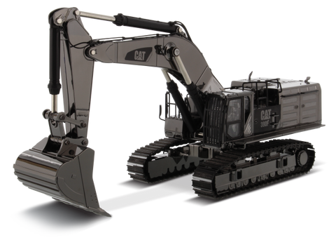 390F L Hydraulic Excavator – Gunmetal Finish special edition scale 1:50