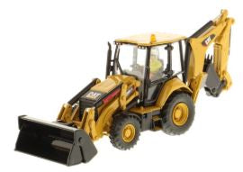 RETROEXCAVADORA CAT 420F2 BACKHOE LOADER ESCALA 1:50