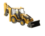 RETROEXCAVADORA CAT 432F2 SIDE SHIFT BACKHOE LOADER, ESCALA 1:50