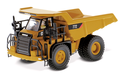 MINING TRUCK CAT 772, ESCALA 1:87