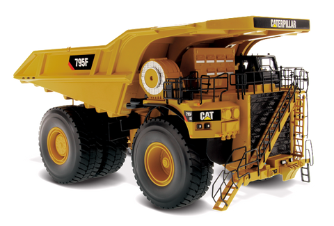 MINING TRUCK CAT 795F, Escala 1:50