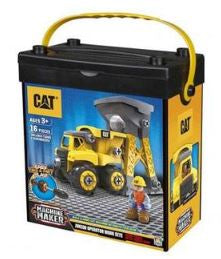 TOY STATE ARMABLE CAMION CAT