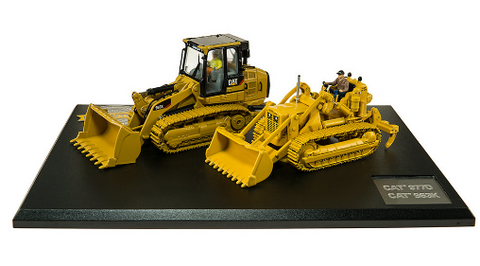 TRACK LOADER CAT 977 & 963K TRACK LOADER, ESCALA 1:50