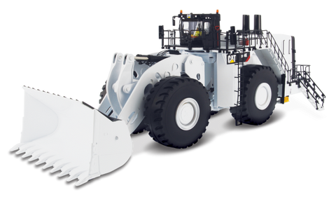 994K Wheel Loader – Rock Configuration special white 1:50