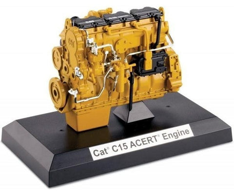 MOTOR CAT C15 ACERT ENGINE, ESCALA 1:12