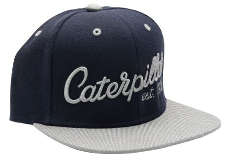 CAP CATERPILLAR BASEBALL