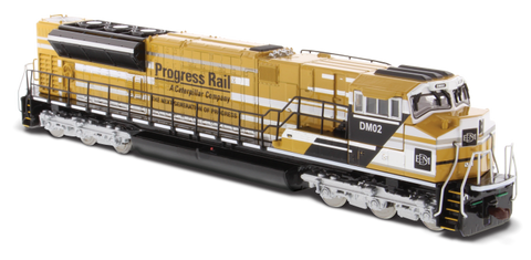 LOCOMOTIVE EMD-SD70A T4, ESCALA 1:87