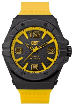 RELOJ CAT SPIRIT II YELLOW LE.111.27.137