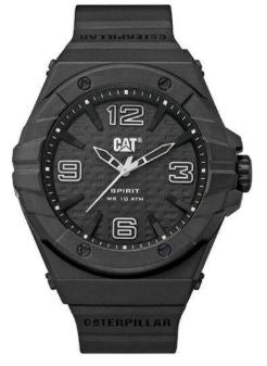 RELOJ CAT SPIRIT II BLACK LE.111.21.131