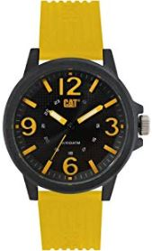 RELOJ CAT GROVY YELLOW LF.111.27.137
