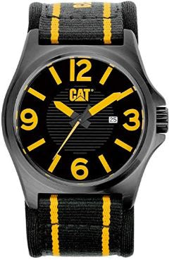 RELOJ CAT DP XL DATA BLACK PK.161.61.137