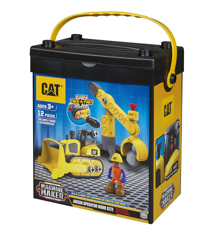 TOY STATE ARMABLE BULLDOZER CAT