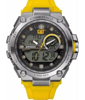 Reloj para caballero CAT An-Digit Ii MB.155.27.131 amarillo