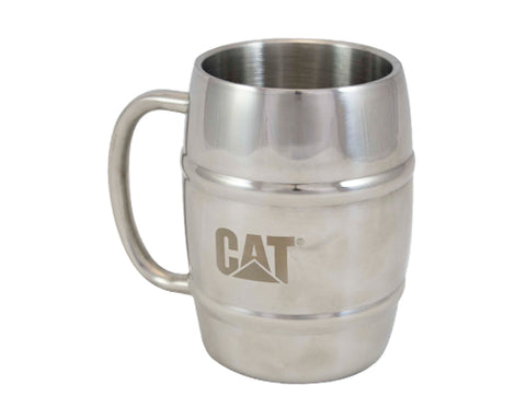 Taza de acero inoxidable CAT