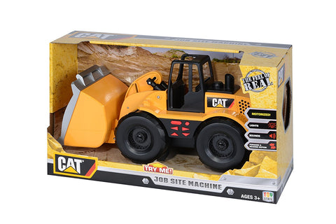 TOY STATE PAYLOADER LUZ Y SONIDO CAT