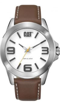 RELOJ CAT YT BROWN LEATHER YT.141.35.232