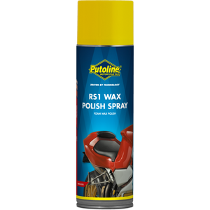 RS1 Wax Polish Spray - 500 ml.