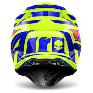Airoh - Twist Cairoli Qatar Yellow Gloss