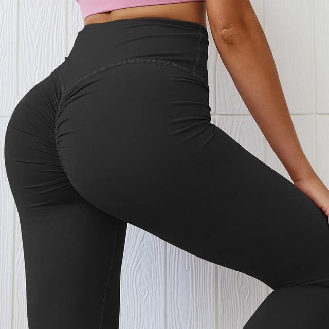 Sandie Cheeks Leggings Black / XS Up-Lift Leggings