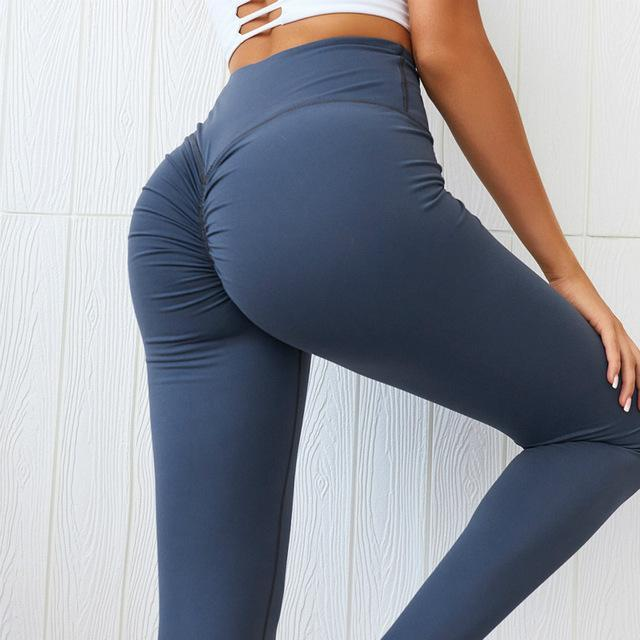 Sandie Cheeks Leggings Blue / XS Up-Lift Leggings
