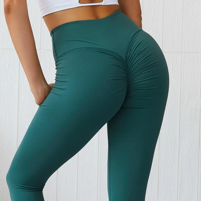 Sandie Cheeks Leggings Duck Green / XS Up-Lift Leggings